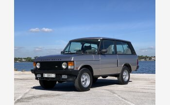 1992 Land Rover Range Rover for sale 101248599